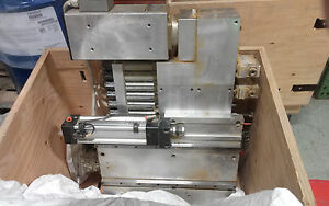 Used Drill Head From A 1998 Busellato Super Junior Cnc Router