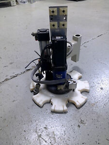Used Rotary Tool Changer From A Busellato Super Junior Cnc Router
