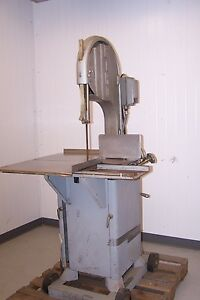 Biro Model 33 Commercial Heavy Duty Butcher Band Saw