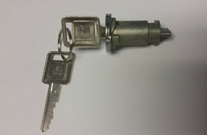 1966 1967 Chevrolet Corvair Nova Chevelle El Camino Ignition Cylinder With Keys