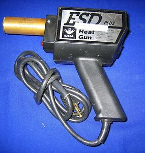 Ideal Heat Gun Esd Plus Cat 46 113 120v 60 Hz 450 W Tested On off Only