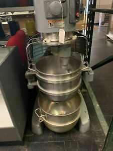 Used Hobart Hl600 60 Quart Legacy Mixer
