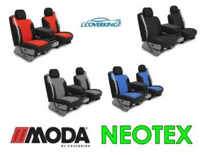 Coverking Moda Neosupreme Custom Fit Front Seat Covers For Dodge Ram 2500