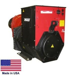 Generator Pto Driven 85 Kw 85 000 Watts 120 240v 1 Phase Commercial