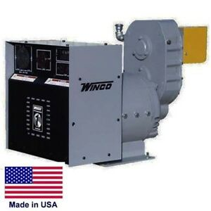 Generator Pto Powered 25 000 Watt 25 Kw 120 240v 1 Phase Brushless