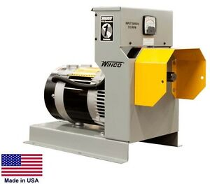 Generator Pto Powered 10 000 Watt 10 Kw 120 240v 1 Phase Brushless