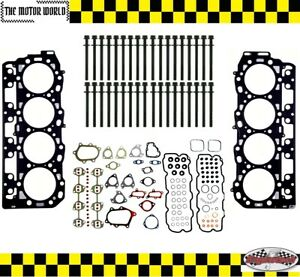 2001 2004 Gm Duramax 6 6 Lb7 Head Gasket Set Bolts Head Gaskets 047