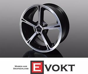 Ac Schnitzer 1 X Rim Type Iv Bicolor 9 5 X 19 Et24 For Bmw X3 E83 Genuine New