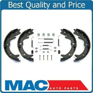 Emergency Parking Brake Shoe Set With Springs B782 Fits 03 11 Element 04 08 Tl