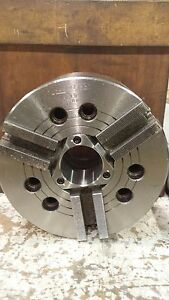 8 In Howa Cnc 3 Jaw Power Lathe Chuck
