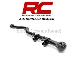 2007 18 Jeep Jk Wrangler 2 5 6 Rough Country Adjustable Front Track Bar 1179