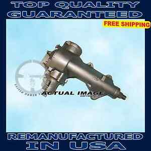Ford F Series Rwd Manual Steering Gear Box Assembly