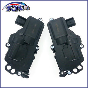 Pair Of Power Door Lock Actuator Motors Left Right Side For Ford Explorer F 150