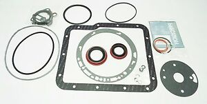 Gm Powerglide Transmission Overhaul Kit Upgrade W Teflon Rings Gasket 1962 1973