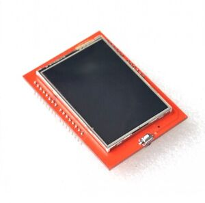 1pcs 2 4 Tft Lcd Shield Touch Panel Module Tf Micro Sd For Arduino Uno R3 New