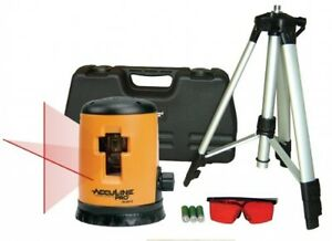 Johnson Level And Tool Self leveling Cross Line Laser Level Kit Construction