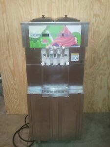 Used Restaurant Equipment Forte Soft Serve Ice Cream Frozen Yogurt Machine
