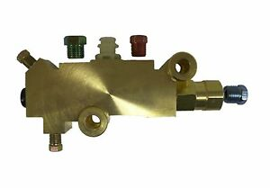 1973 87 Chevy Gmc Full Size Truck Proportioning Valve Disc Drum