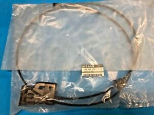Genuine Nissan Oem 02 06 Altima Hood release Cable 65621 zk30a 65621 8j000