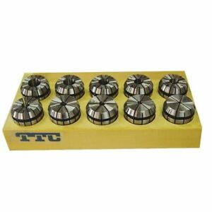Ttc Ter16s 10 Pc 1 32 3 8 Er16 Collet Set