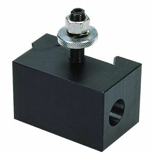 Phase Ii 250 153 53 Morse Taper Holder For Drilling For 9 12 Lathe Swing