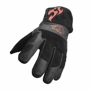 Revco Bs50 xl Extra large Bsx Stick mig Welding Gloves