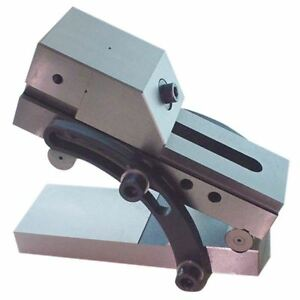 Ttc V565 Precision Sine Vise W 4 Jaw Opening