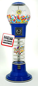 New Roadrunner Spiral Gumball Machine Best Gumball Vendor Free Shipping
