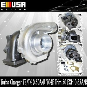Emusa T3 T4 Hybrid Turbo Charger 50 A R 63a R Toyota Honda Mazda Dodge Ford