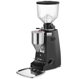 Mazzer Major Electronic Espresso Grinder Black new Authorized Seller