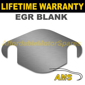 Ford Transit Connect Focus Galaxy Mondeo Easy Fit Egr Blank Plate 1 5mm Steel Ns