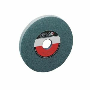 Cgw camel 34681 8 x 1 2 x 1 1 4 Gc80 i Green Silicon Carbide Tr Grinding Wheel