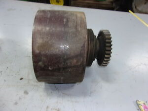 John Deere B Belt Pulley B136r Fits Unstyled B And Early Styled B