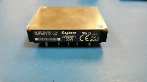 1 Pc Jw050f1 Tyco Isolated Dc dc Converters 3 3v 10a 33w 9 pin