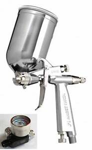 Air Regulator Anest Iwata Lph50 102g Hvlp Spray Gun With 250ml Cup