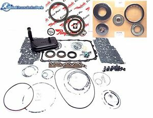 Gm 6l80 Transmission Master Rebuild Kit 2006 2013 Quality Performance Parts