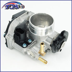 New Throttle Body Valve For 1998 2001 Vw Beetle Golf Jetta 2 0l Aeg 06a133064h