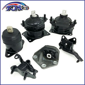 Brand New Engine Motor Mounts For 03 07 Honda Accord 2 4l