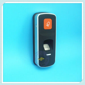 Fingerprint Rfid Id Card Reader Access Attendance Control System Security