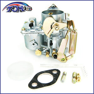 New Vw Beetle Bug Bus 30 Pict 1 Carburetor Kit Electric Choke 113129027f