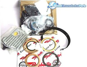 4l60e 4l65e Transmission Rebuild Kit W Deep Filter Clutches 2 4 Band 1997 2003