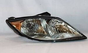 03 05 Pontiac Sunfire Right Hand Headlight