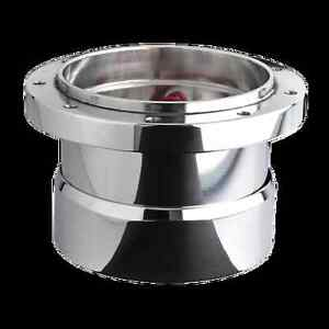 Billet Specialties Ford Steering Wheel Adapter Polished 1964 1966 Mustang Falcon