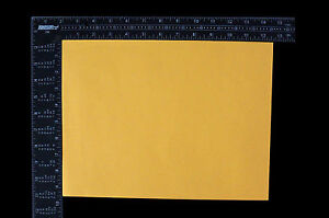 9 X 12 28lb Brown Kraft Open Side Booklet Envelopes 500 Envelopes Per Ctn