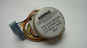 Lot Of 50 Airpax 82227 b82359 Motor Stepper 12vdc 2 Phase 37 Ohm