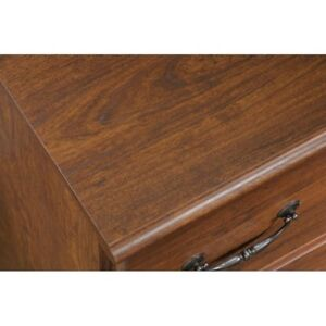 Filing Cabinet File Storage Orchard Hills 2 Drawer In Milled Cherry