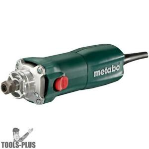 Metabo Ge 710 Compact 6 4 Amp 1 4 Compact Die Grinder W Deadman Switch New