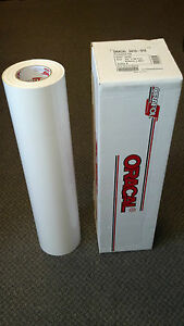 Oracal 341 1 Roll 24 x50yd 150ft White Gloss Sign Vinyl