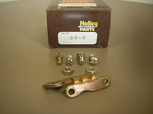 Holley Performance 20 4 Carburetor Throttle Solenoid Bracket Holley Model 4360
