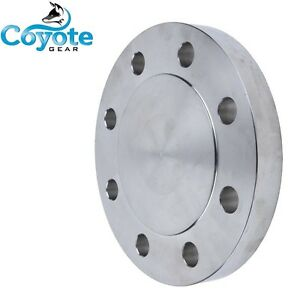 8 Blind Raised Face Flange 304 Stainless Steel Class 150 Fitting Coyote Gear